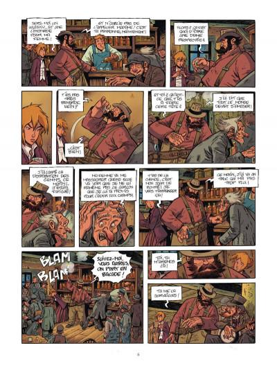 Page 7 Le train des orphelins - intégrale tomes 3 et 4