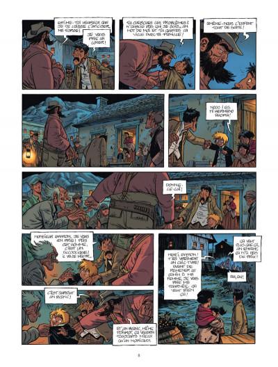 Page 9 Le train des orphelins - intégrale tomes 3 et 4