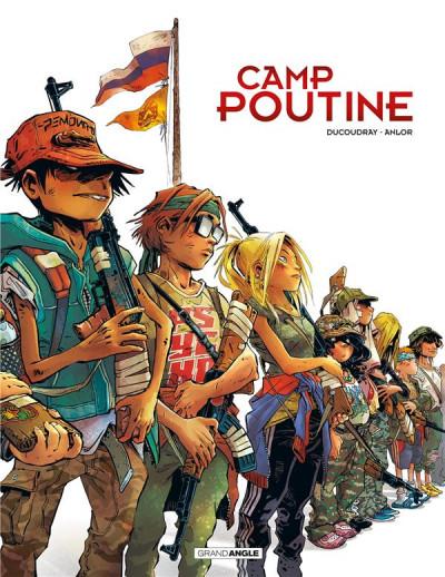 Camp Poutine - édition spéciale tome 1
