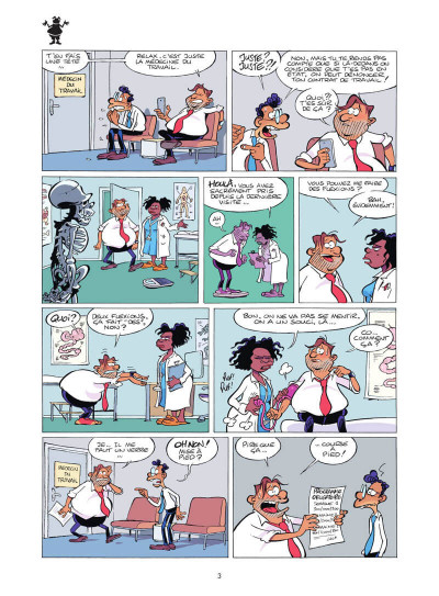 Page 4 Les runners tome 1