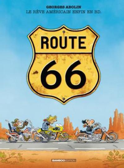 Couverture Route 66