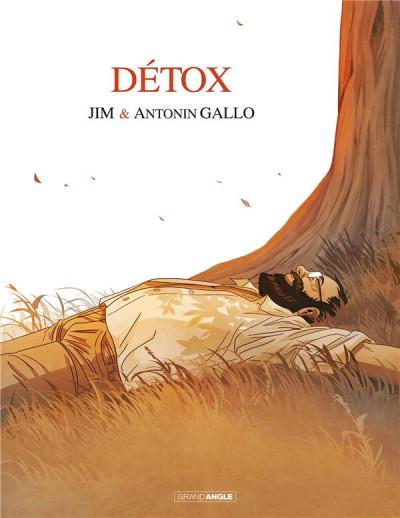 Couverture Détox tome 1