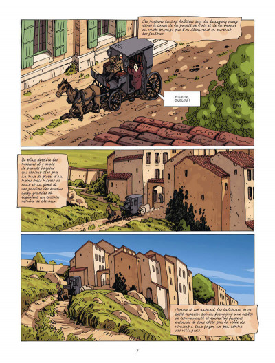 Page 8 Les pestiférés