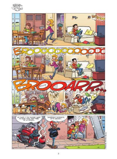 Page 4 Les fondus de moto tome 11