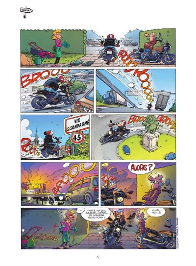 Page 6 Les fondus de moto tome 11
