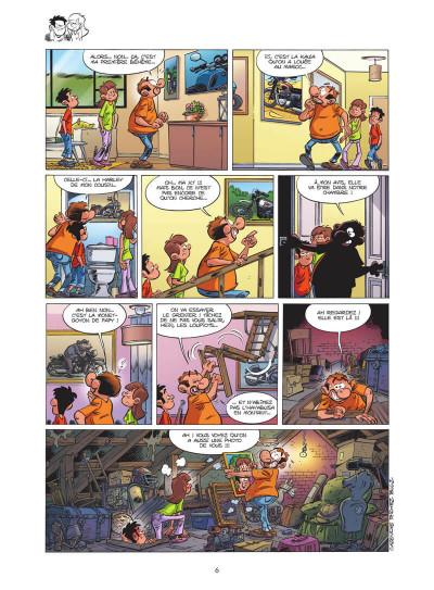 Page 7 Les fondus de moto tome 11
