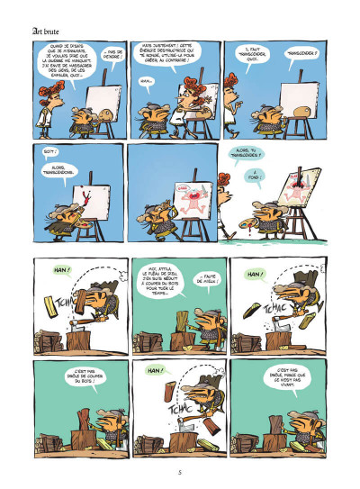 Page 6 Le club des Huns tome 1