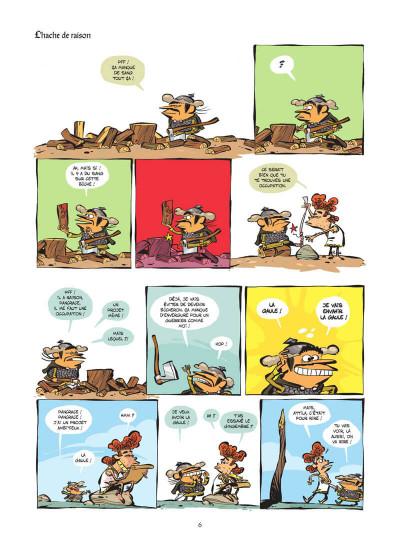 Page 7 Le club des Huns tome 1