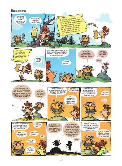 Page 9 Le club des Huns tome 1