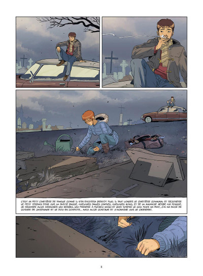 Page 9 Où sont passés les grands jours ? - intégrale