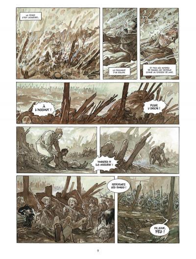 Page 0 Après l'enfer tome 1