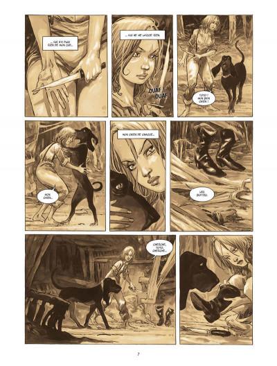 Page 8 Après l'enfer tome 1