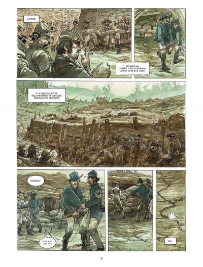Page 9 Après l'enfer tome 1