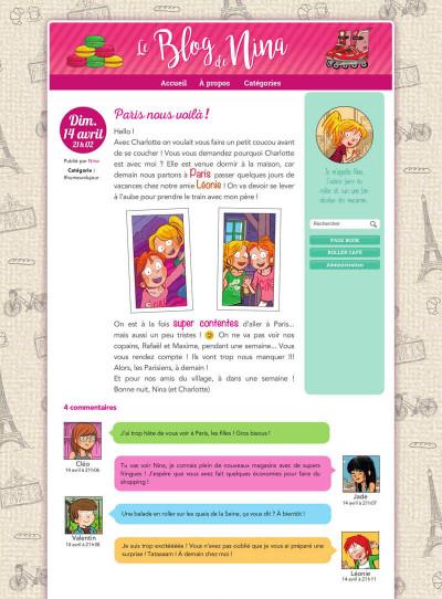 Page 8 Le blog de Leonie