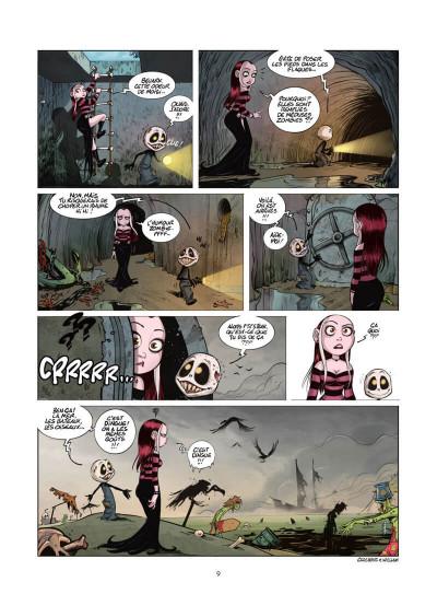 Page 0 Tizombi tome 3