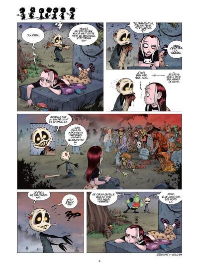 Page 5 Tizombi tome 3