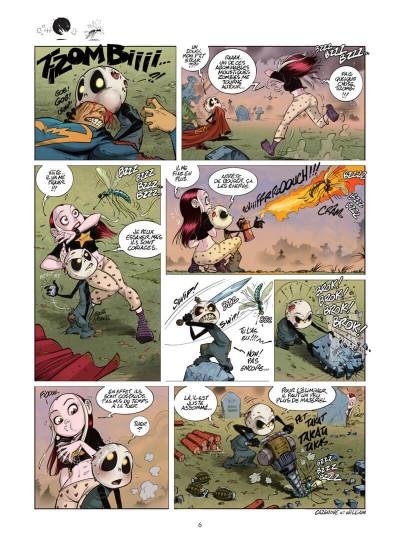 Page 7 Tizombi tome 3