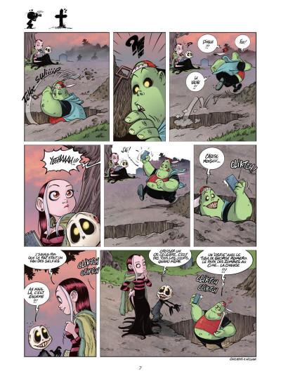 Page 8 Tizombi tome 3