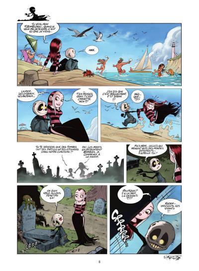 Page 9 Tizombi tome 3