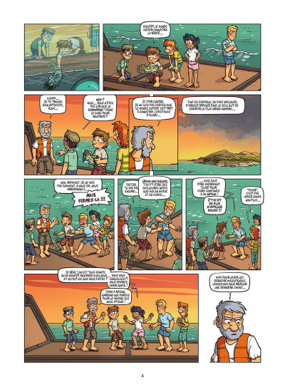Page 5 Island tome 2