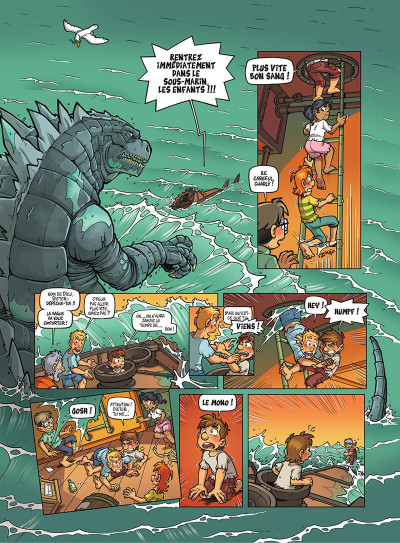 Page 9 Island tome 2