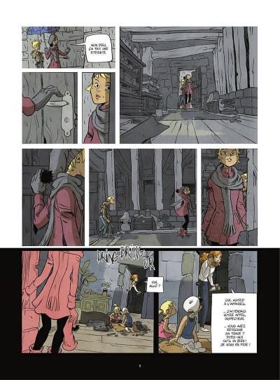 Page 0 La maison aux souvenirs