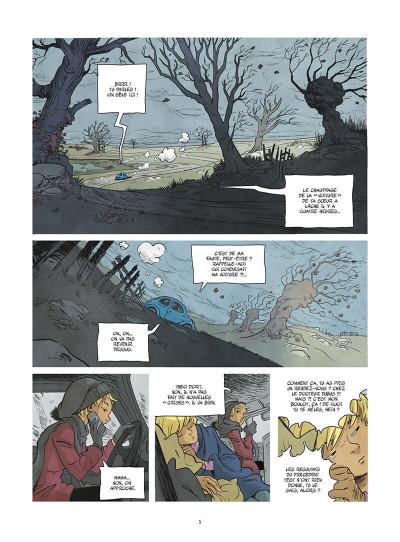 Page 6 La maison aux souvenirs