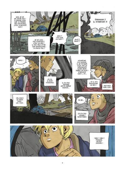 Page 7 La maison aux souvenirs