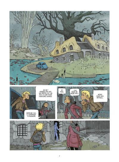 Page 8 La maison aux souvenirs
