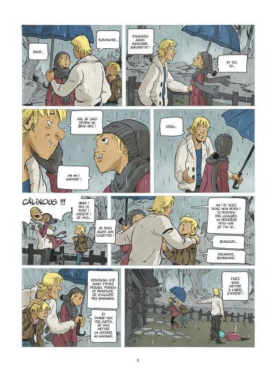 Page 9 La maison aux souvenirs