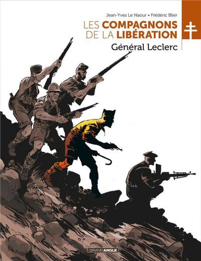 Couverture Les compagnons de la libération - Leclerc