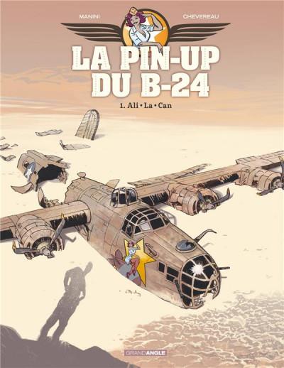 Couverture La pin-up du B-24 tome 1