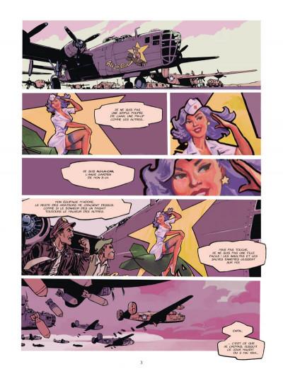 Page 4 La pin-up du B-24 tome 1
