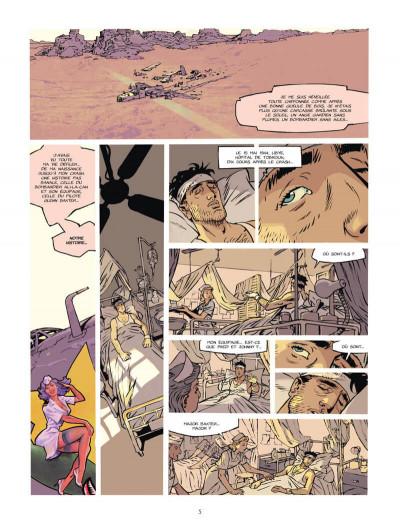 Page 6 La pin-up du B-24 tome 1