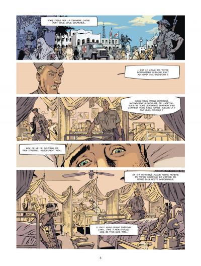 Page 7 La pin-up du B-24 tome 1