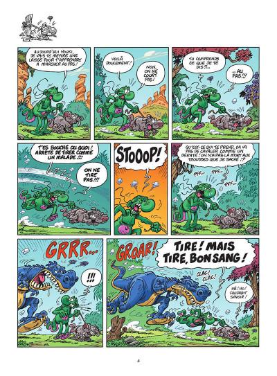 Page 5 Les nouvelles aventures de Nabuchodinosaure tome 3