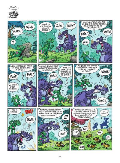 Page 7 Les nouvelles aventures de Nabuchodinosaure tome 3