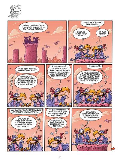 Page 8 Les nouvelles aventures de Nabuchodinosaure tome 3