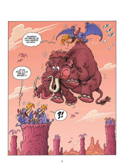 Page 9 Les nouvelles aventures de Nabuchodinosaure tome 3