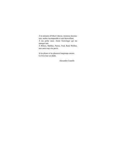 Page 3 Deux passantes dans la nuit tome 1