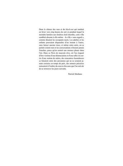 Page 5 Deux passantes dans la nuit tome 1