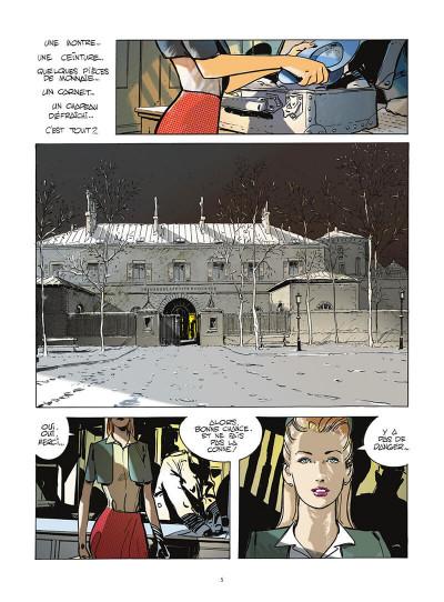 Page 6 Deux passantes dans la nuit tome 1