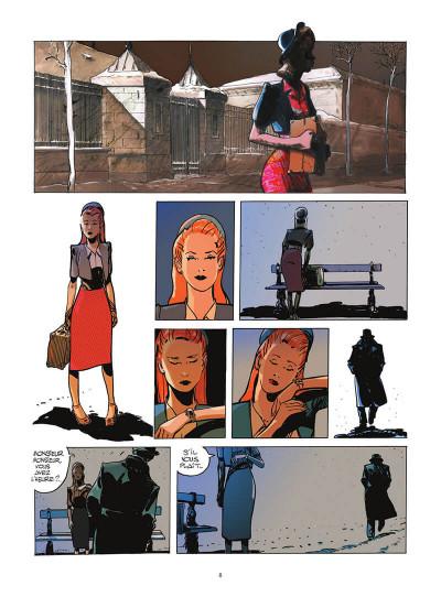 Page 9 Deux passantes dans la nuit tome 1