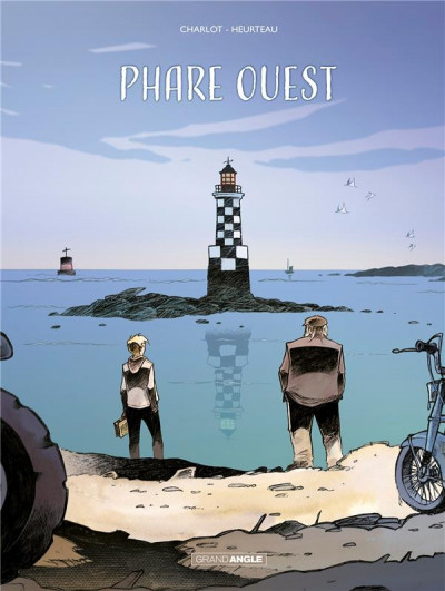 Couverture Phare ouest