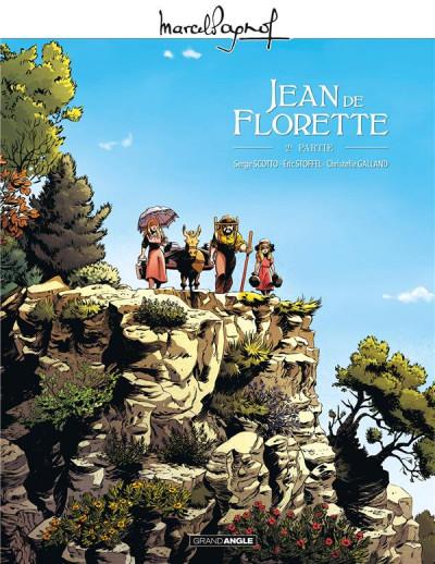 Couverture Jean de Florette tome 2