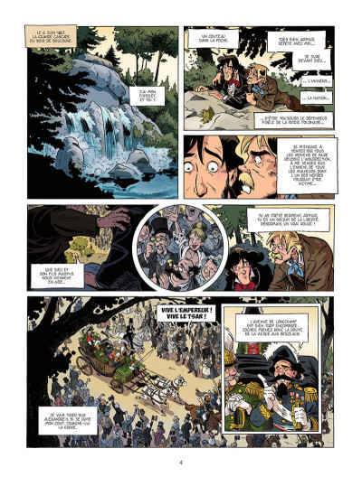 Page 5 La fille de l'exposition universelle tome 2