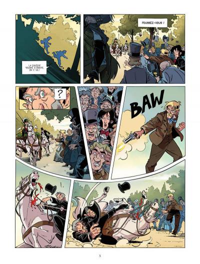 Page 6 La fille de l'exposition universelle tome 2