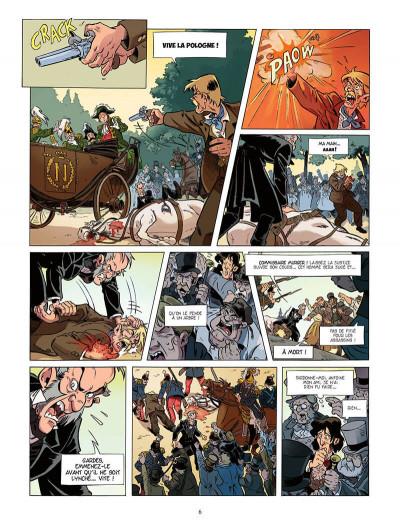 Page 7 La fille de l'exposition universelle tome 2