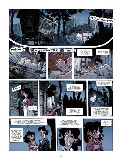 Page 9 La fille de l'exposition universelle tome 2