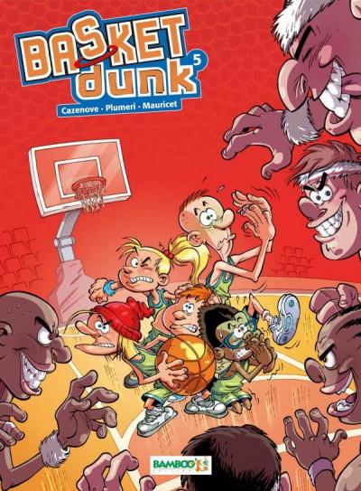 Couverture Basket dunk tome 5